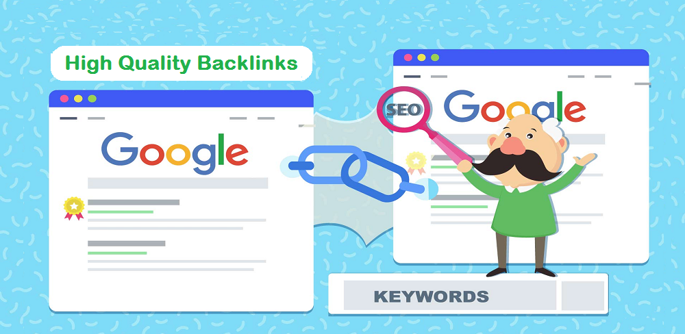 high quality backlinks - link buildings