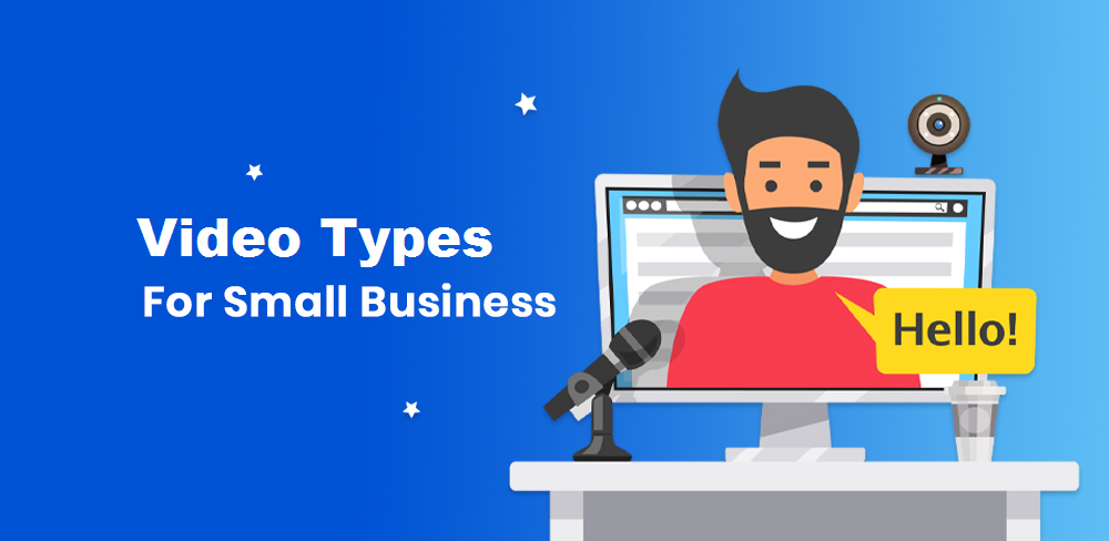 video types for small business